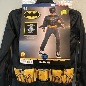 New in package Boys Batman Costume